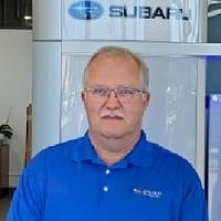 Robert Swanson at Grand Subaru