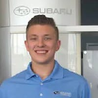 Trace Peterson at Grand Subaru