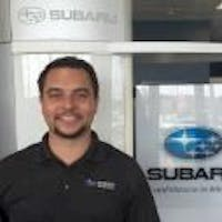 Kiril  Velkov at Grand Subaru