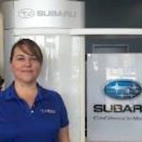 Sandy  Cuttone at Grand Subaru