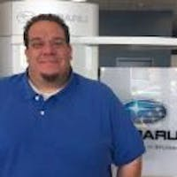 Jason Zapfel at Grand Subaru
