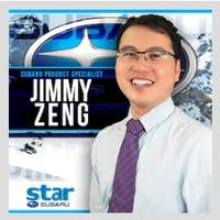 Jimmy  Zeng at Star Subaru