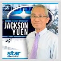 Jackson Yuen at Star Subaru