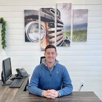 Jason  Chase at Barry Automotive Group