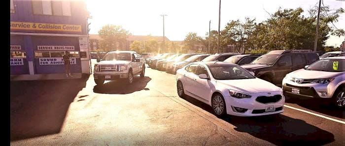 Barry Automotive Group, Newport, RI, 02840