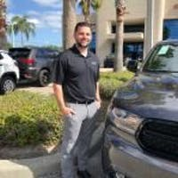 Alex  Cochran  at Greenway Dodge Chrysler Jeep