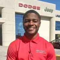 Michael Onwuka at Greenway Dodge Chrysler Jeep
