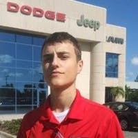 Molos Sejdiu at Greenway Dodge Chrysler Jeep