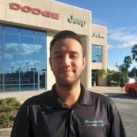 David Lobo at Greenway Dodge Chrysler Jeep