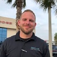 Kyle Sweenor at Greenway Dodge Chrysler Jeep