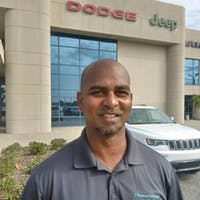 Nazim Yasin at Greenway Dodge Chrysler Jeep