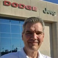 Patrick Butler at Greenway Dodge Chrysler Jeep