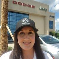Brenna Collins at Greenway Dodge Chrysler Jeep