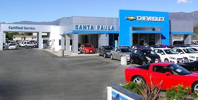 Santa Paula Chevy >> Santa Paula Chevrolet Chevrolet Used Car Dealer Service