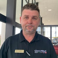 Bobby Peterson at Chris Nikel Chrysler Jeep Dodge Ram Fiat