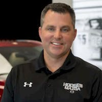 "Brian ""Chief"" Hartwick at Hodges Mazda"