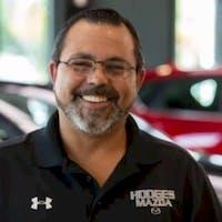 Todd Oliveira at Hodges Mazda