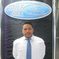 Erik Mendoza at Golf Mill Ford