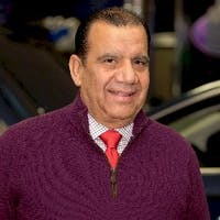 Saleem Malik at Golf Mill Ford