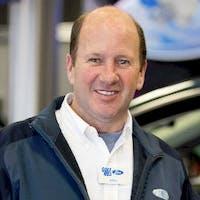 Rick Fish at Golf Mill Ford