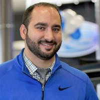 Jimmy Andriotis at Golf Mill Ford