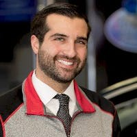 Andrew Kreatsoulas at Golf Mill Ford