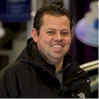 Dean Karlos at Golf Mill Ford