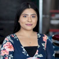 Jazmine Lopez at Golf Mill Ford