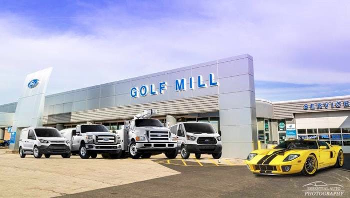 Golf Mill Ford, Niles, IL, 60714