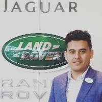Sami Sharifi at Checkered Flag Jaguar - Land Rover