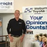 Scott Hoffman at Woburn Toyota