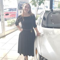 Tori Lape at Gary Yeomans Ford Lincoln