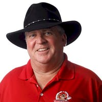 Robert Barton - The Old Guy with the Hat at Beaver Toyota St. Augustine