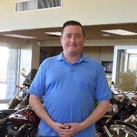 Brian Spagnola at Hopper Motorplex