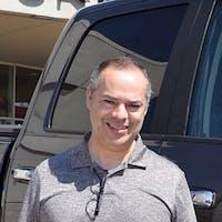 Eduardo Velez at Hopper Motorplex