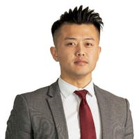 Charles Lui at Audi Uptown