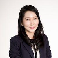 Zenobia Xiao at Audi Uptown