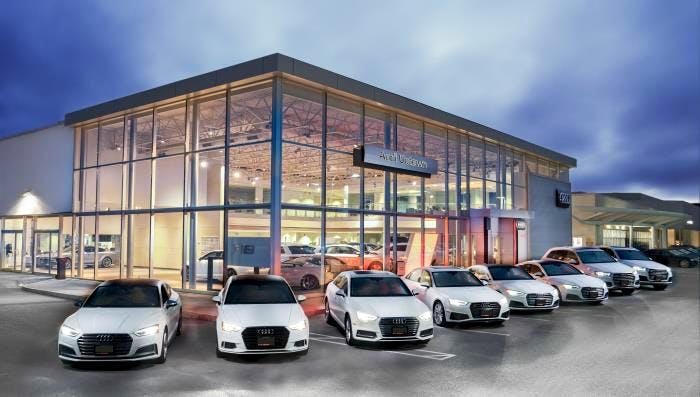 Audi Uptown, Markham, ON, L3R 1L4
