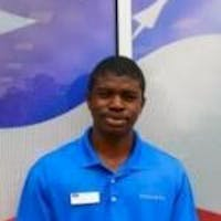 Darius  White at Priority Honda Huntersville