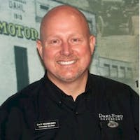 Dan Medberry at Dahl Ford  - Davenport