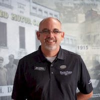 Jim Campbell at Dahl Ford  - Davenport