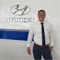 Joshua Knafel at Allen Turner Hyundai