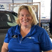 Robin Wolff at Allen Turner Hyundai