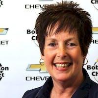 Carol Harrington at Bob Johnson Chevrolet