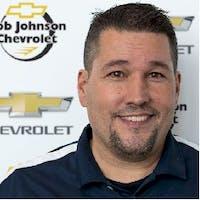 Hector Padgham at Bob Johnson Chevrolet