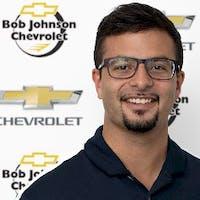 Nate Bosek-Sills at Bob Johnson Chevrolet