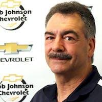 Lenny Zaccaglino at Bob Johnson Chevrolet