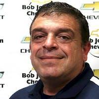 Sam Cubiotti at Bob Johnson Chevrolet