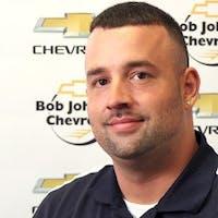 Brady Schultz at Bob Johnson Chevrolet