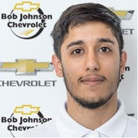Sim Hothi at Bob Johnson Chevrolet